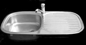 A gránit mosogatótálca minősége kiváló