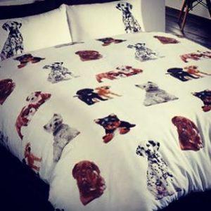 Kutyás ágynemű