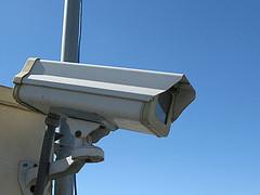 Biztonsági térfigyelő kamera